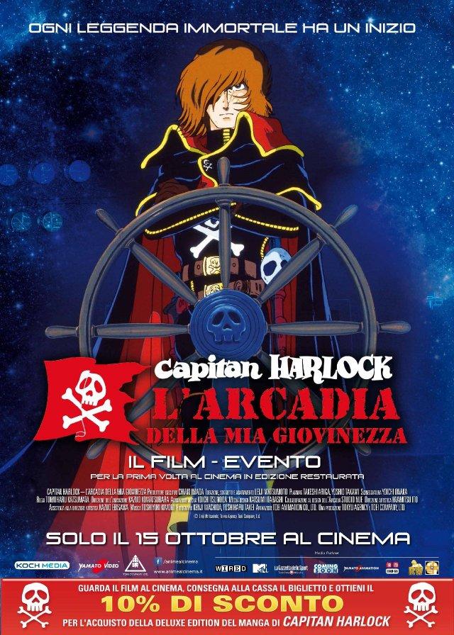 Capitan Harlock - L'Arcadia della mia Giovinezza immagine 128614
