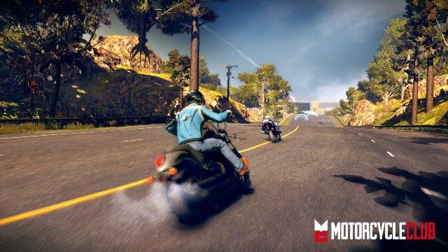 Motor Cycle Club immagine 131224