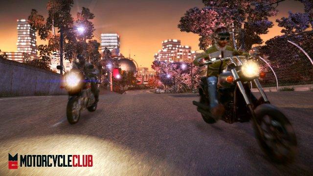 Motor Cycle Club immagine 131228