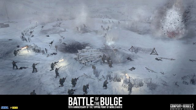 Company of Heroes 2: Ardennes Assault immagine 137254