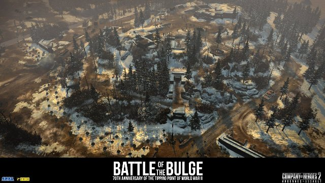 Company of Heroes 2: Ardennes Assault immagine 137255