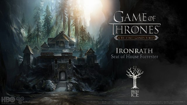 Game of Thrones Episode 1: Iron From Ice immagine 135512