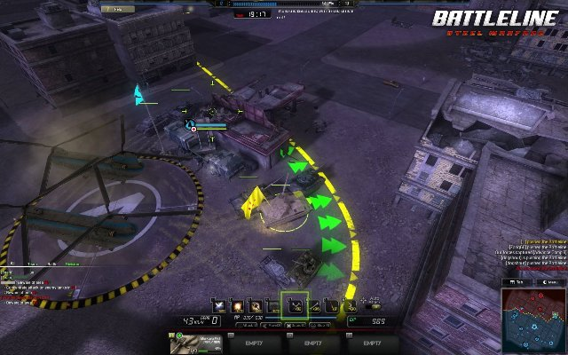 Battleline: Steel Warfare immagine 135985