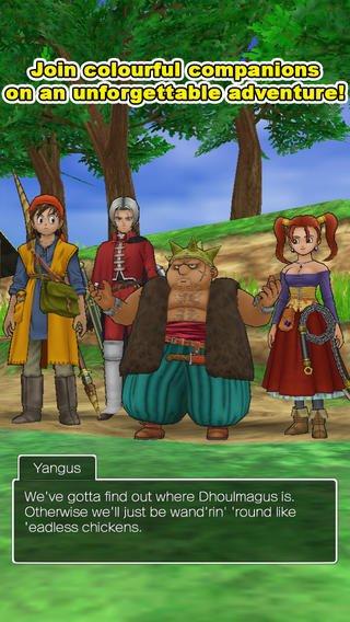 Dragon Quest VIII: L'Odissea del Re Maledetto immagine 115011