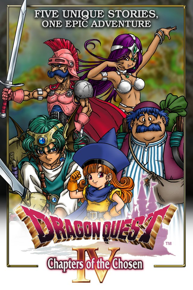 Dragon Quest IV: Chapters of the Chosen immagine 123904