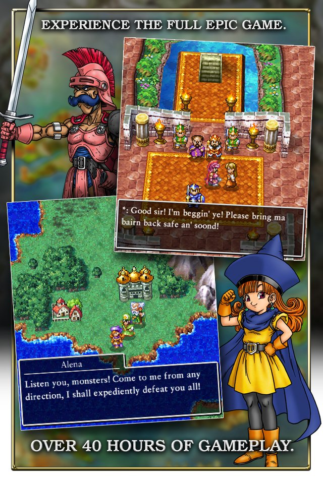 Dragon Quest IV: Chapters of the Chosen immagine 123907