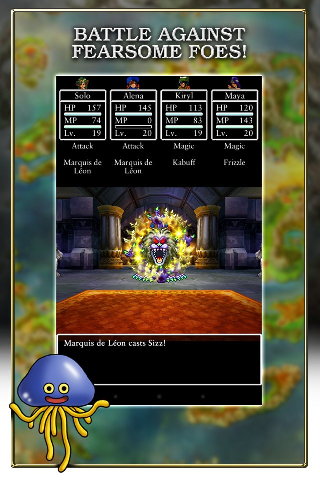 Dragon Quest IV: Chapters of the Chosen immagine 123916