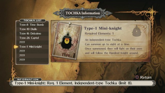 The Witch and The Hundred Knight immagine 106300