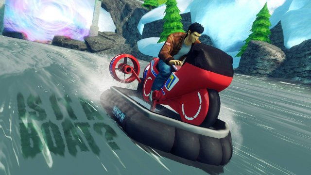Sonic & All-Stars Racing Transformed immagine 100796