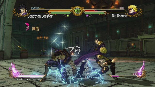 JoJo's Bizarre Adventure: All Star Battle - Immagine 111560