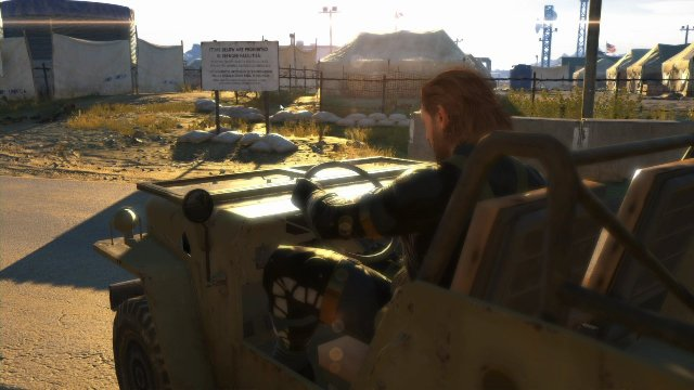 Metal Gear Solid V: Ground Zeroes - Immagine 106686