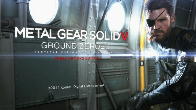 Metal Gear Solid V: Ground Zeroes - Immagine 106772