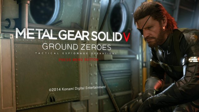Metal Gear Solid V: Ground Zeroes - Immagine 106780