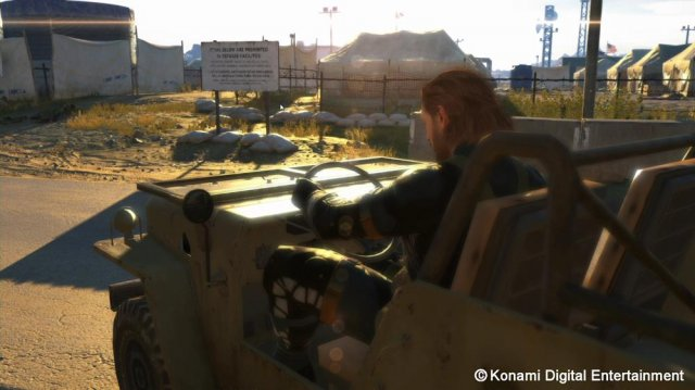 Metal Gear Solid V: Ground Zeroes - Immagine 106533
