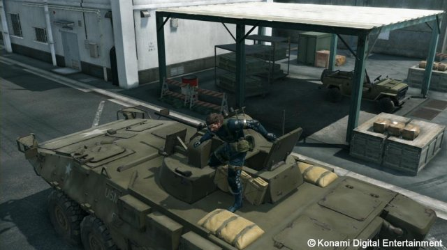 Metal Gear Solid V: Ground Zeroes - Immagine 106549