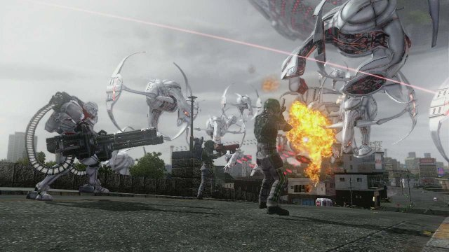 Earth Defense Force 2025 immagine 103367