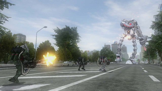 Earth Defense Force 2025 - Immagine 103369