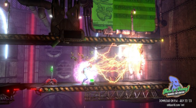 Oddworld: Abe's Oddysee New N' Tasty! immagine 121006