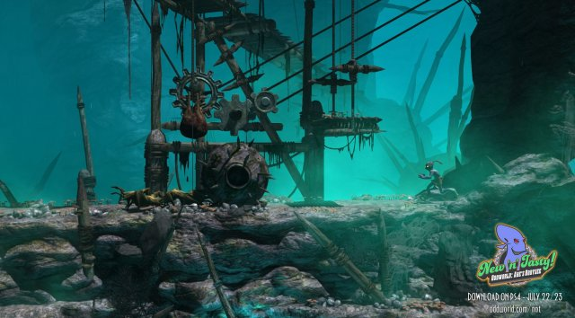 Oddworld: Abe's Oddysee New N' Tasty! immagine 121012