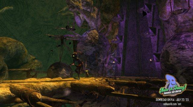 Oddworld: Abe's Oddysee New N' Tasty! immagine 121022