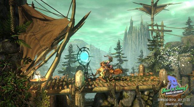 Oddworld: Abe's Oddysee New N' Tasty! immagine 121028