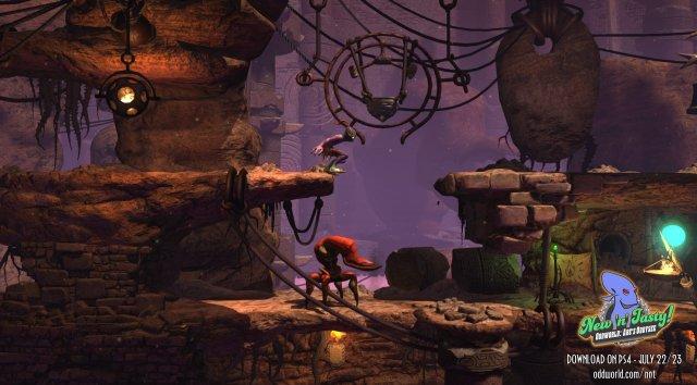 Oddworld: Abe's Oddysee New N' Tasty! immagine 121048