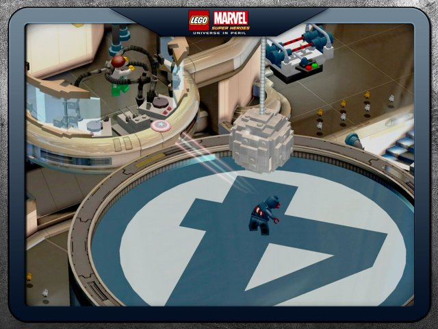 LEGO Marvel Super Heroes - Immagine 118258
