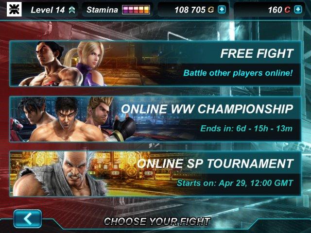 Tekken Card Tournament immagine 112533