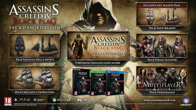 Assassin's Creed IV: Black Flag immagine 107071