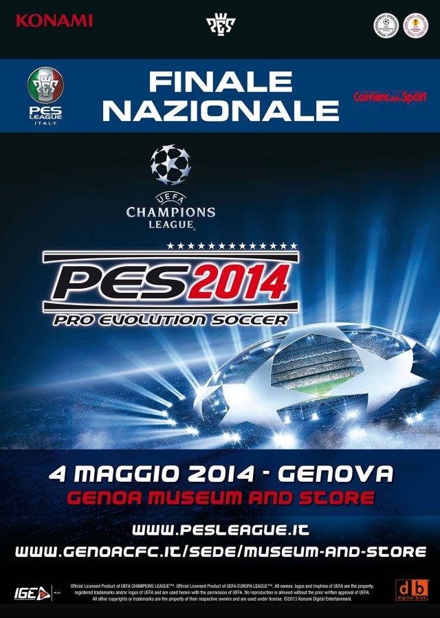 Pro Evolution Soccer 2014 immagine 109991