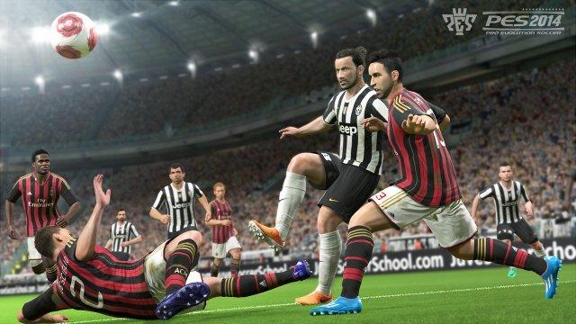 Pro Evolution Soccer 2014 immagine 106153
