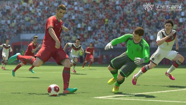 Pro Evolution Soccer 2014 immagine 106160