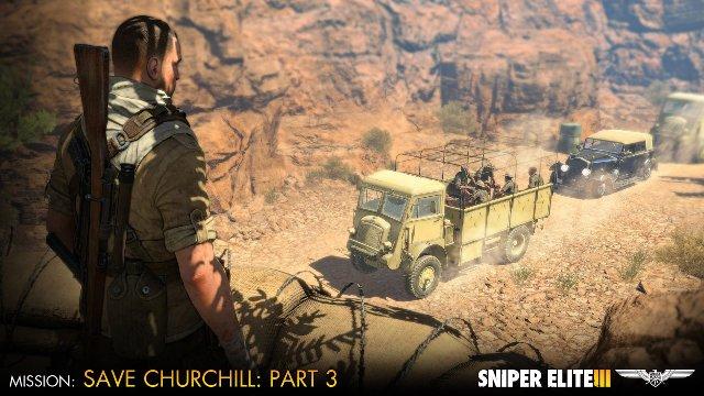 Sniper Elite 3 - Immagine 129308