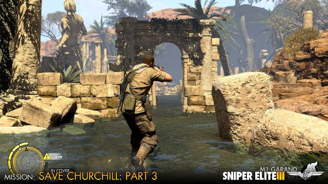 Sniper Elite 3 - Immagine 129320