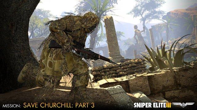 Sniper Elite 3 immagine 129327