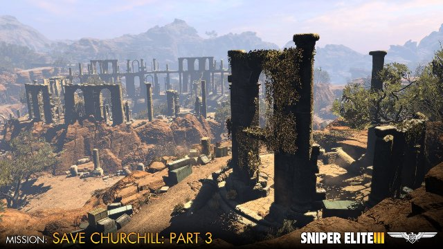 Sniper Elite 3 immagine 129331