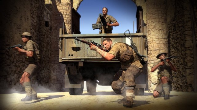 Sniper Elite 3 - Immagine 118884