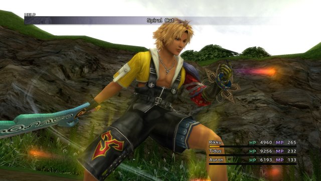 Final Fantasy X | X-2 HD Remaster immagine 107206