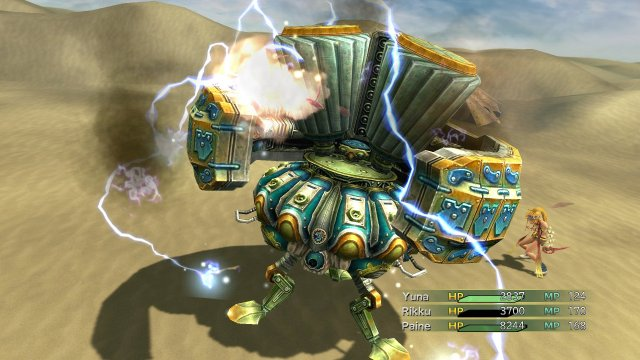 Final Fantasy X | X-2 HD Remaster - Immagine 107208