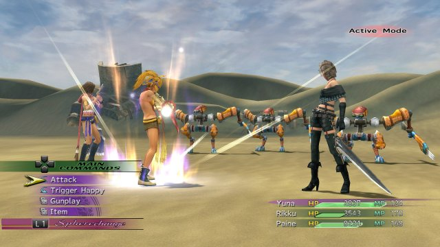 Final Fantasy X | X-2 HD Remaster immagine 107212