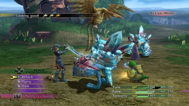 Final Fantasy X | X-2 HD Remaster - Immagine 107218
