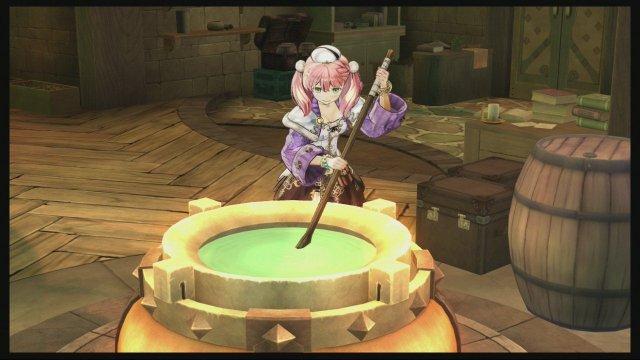 Atelier Escha & Logy: Alchemist of Dusk Sky immagine 107526