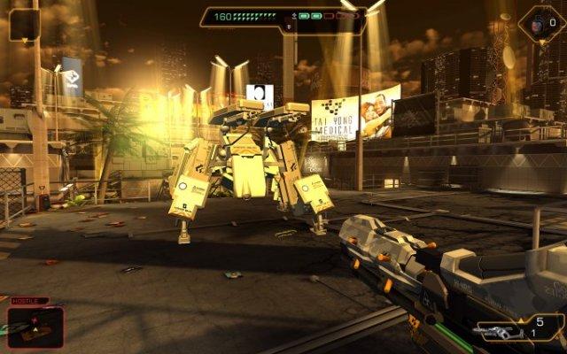 Deus Ex: The Fall - Immagine 105942