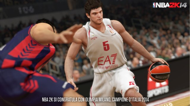 NBA 2K14 - Immagine 120265