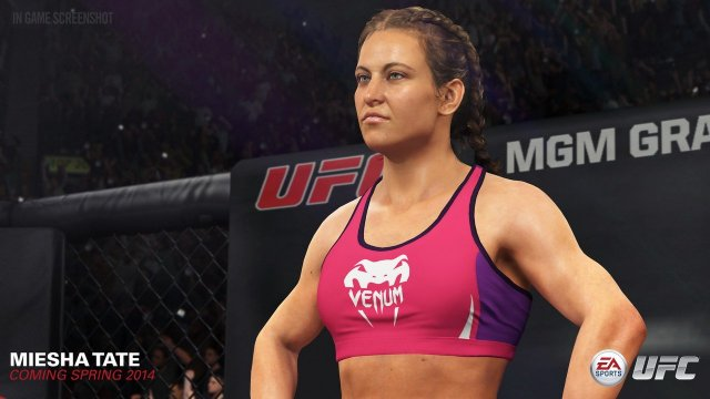 EA Sports UFC immagine 114591