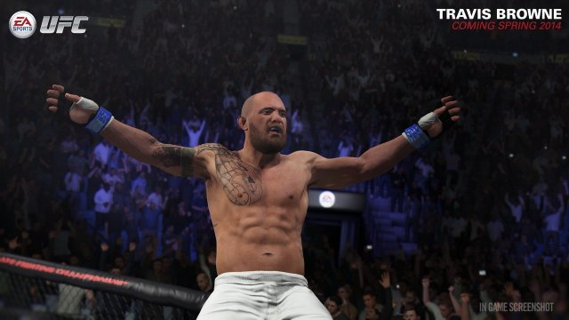 EA Sports UFC immagine 114599