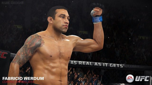 EA Sports UFC immagine 114600