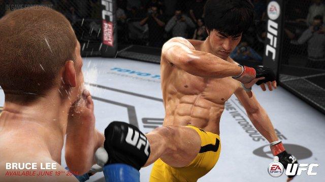EA Sports UFC immagine 114080