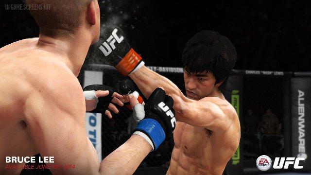 EA Sports UFC immagine 114082