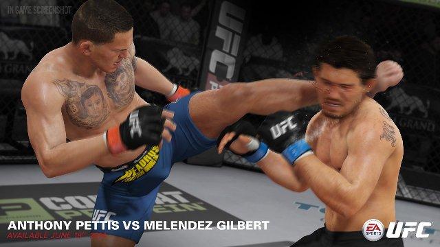 EA Sports UFC immagine 114086